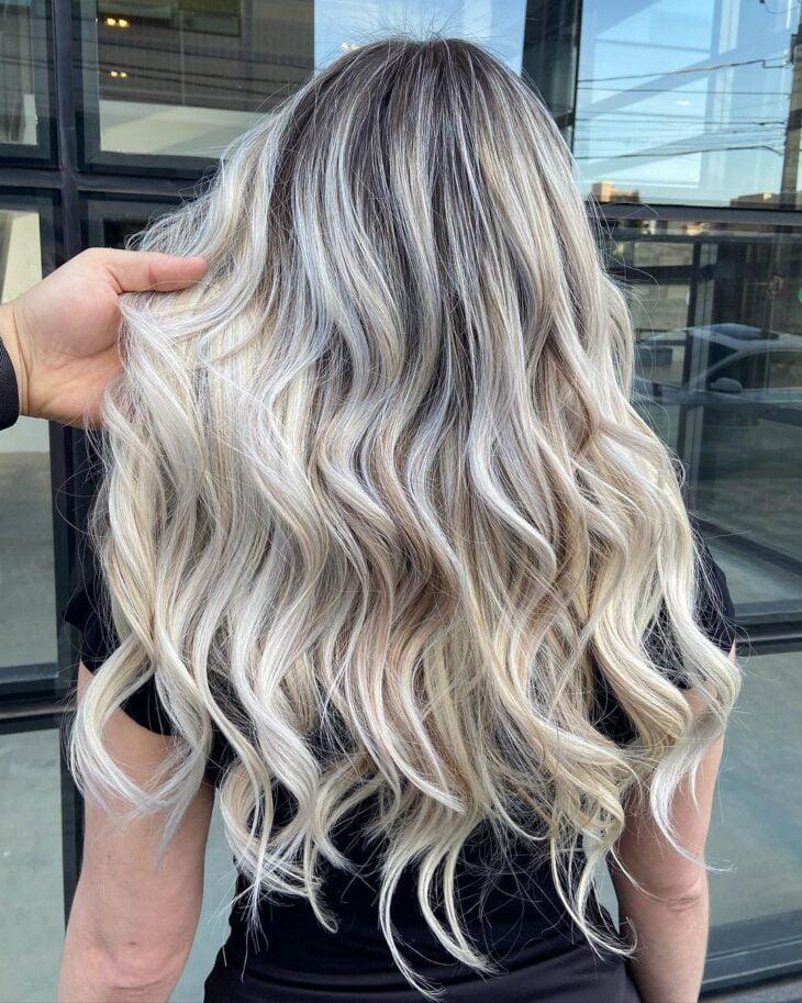 ombré hair loiro 2