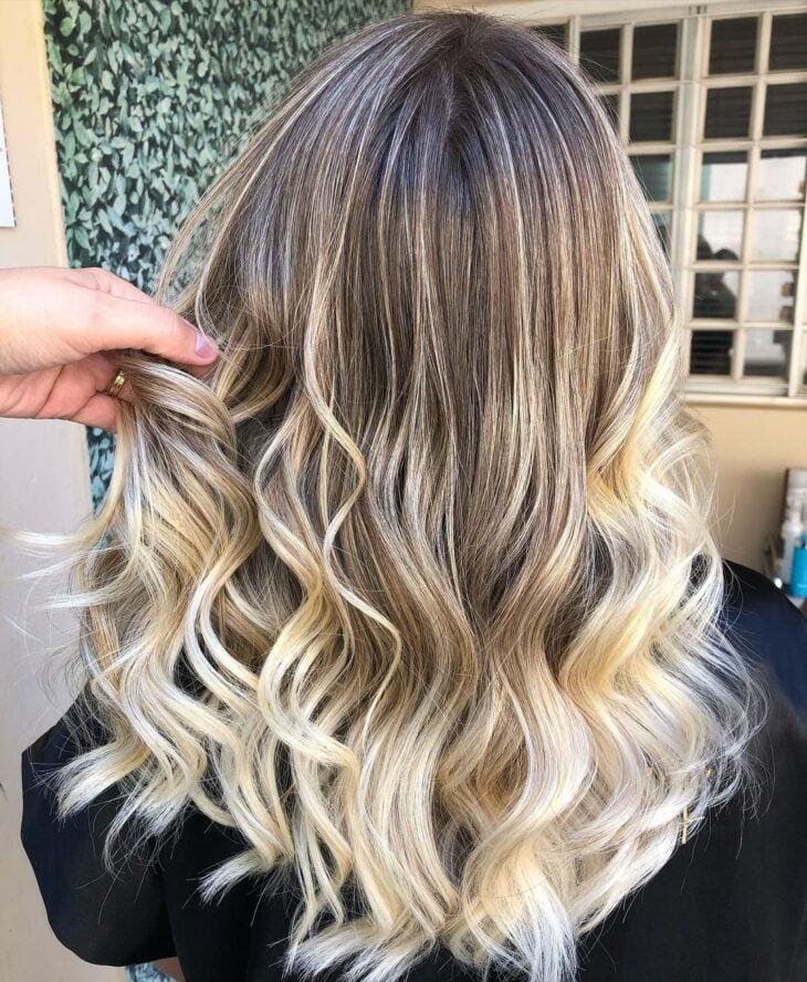 ombré hair loiro 14