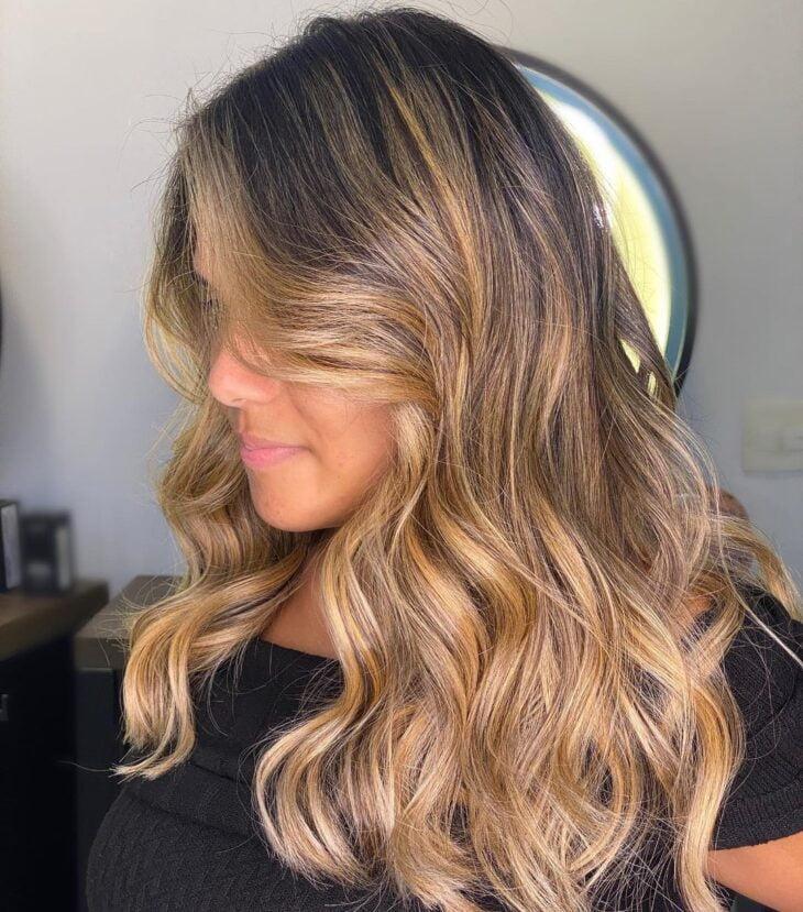 ombré hair loiro 15