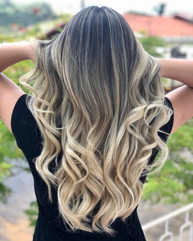 ombré hair loiro 3