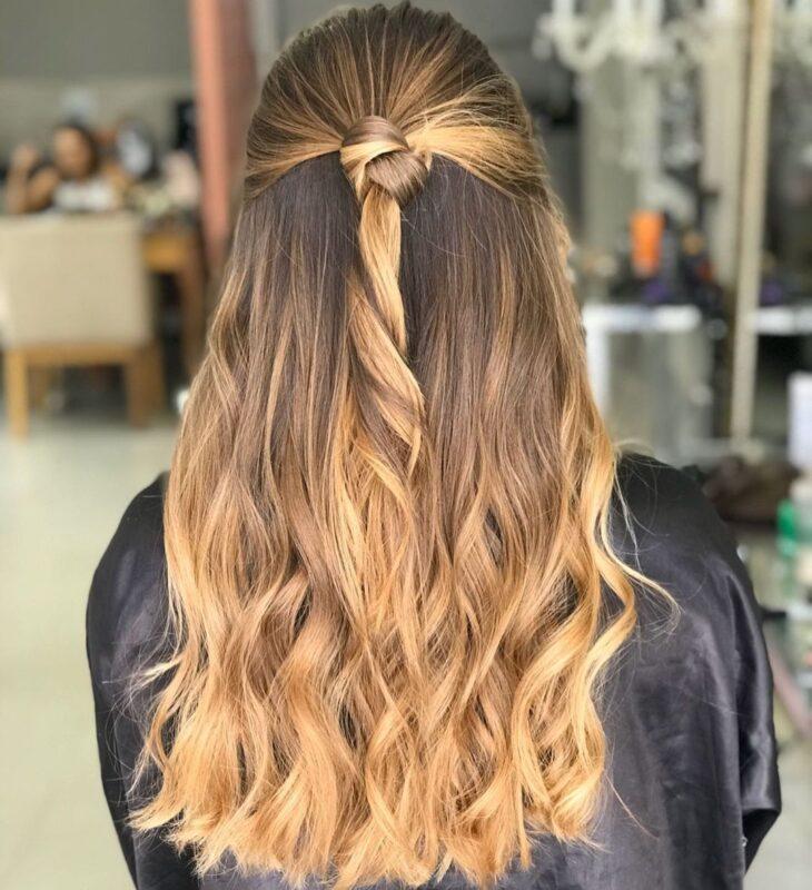 ombré hair loiro 21