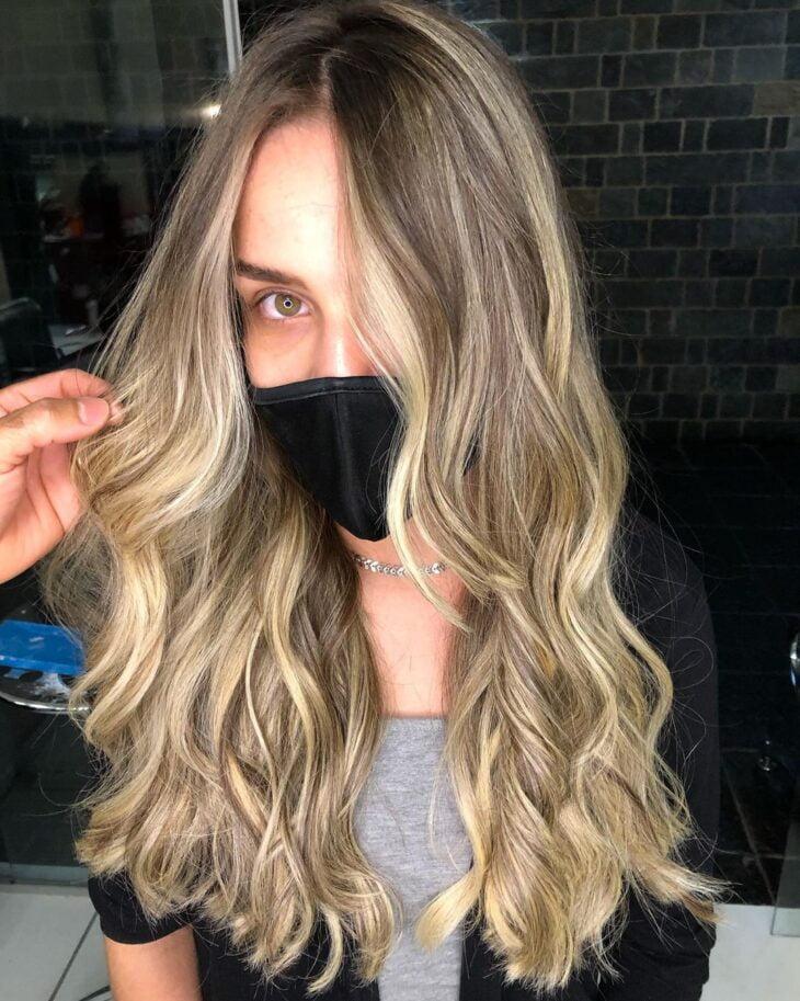 ombré hair loiro 26