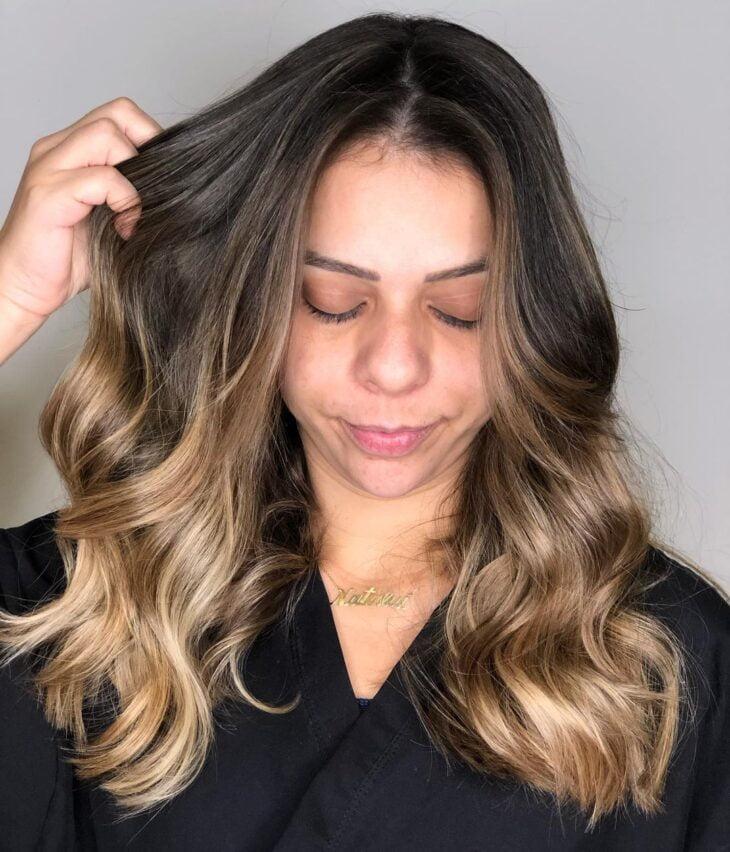 ombré hair loiro 31