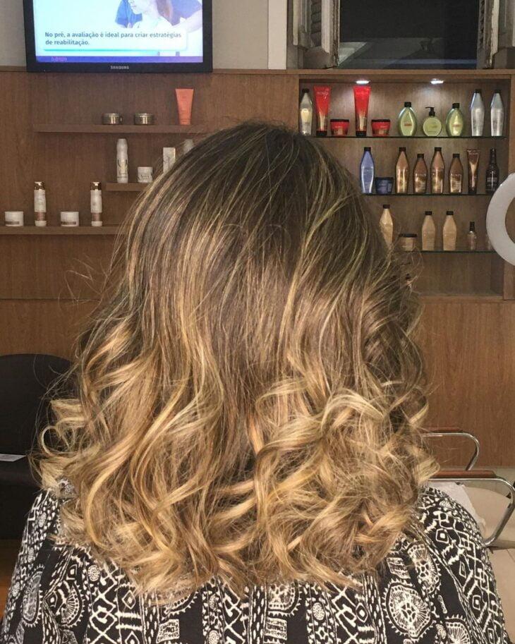 ombré hair loiro 32