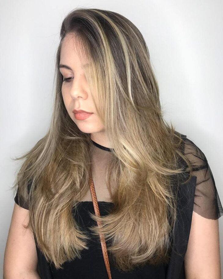 ombré hair loiro 37