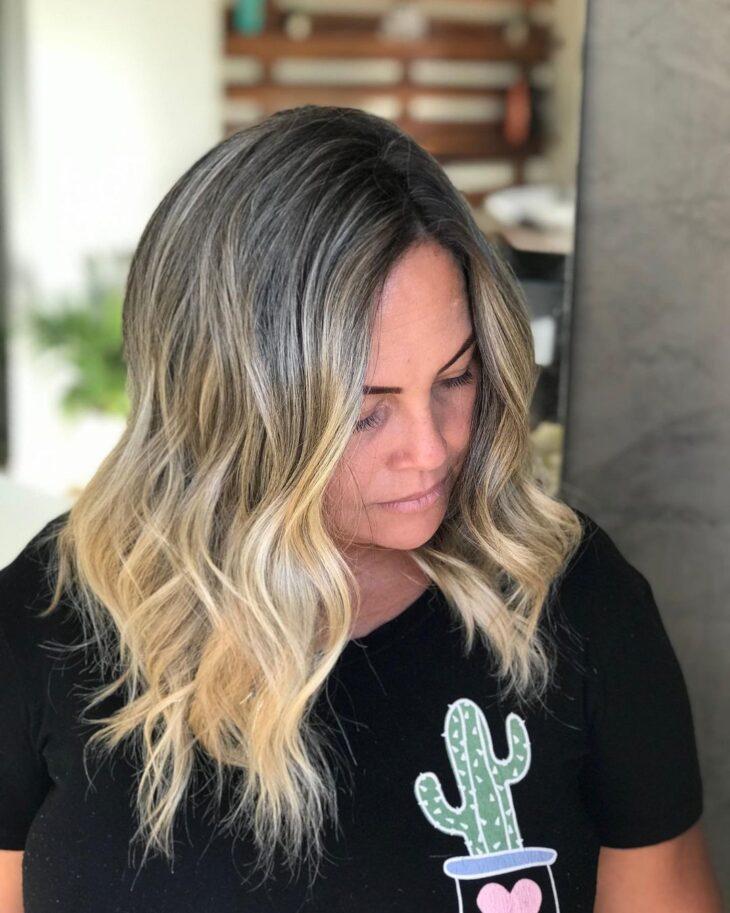 ombré hair loiro 38