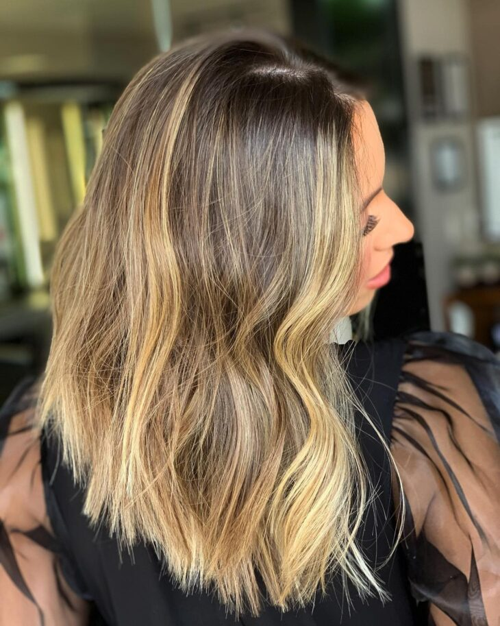ombré hair loiro 40