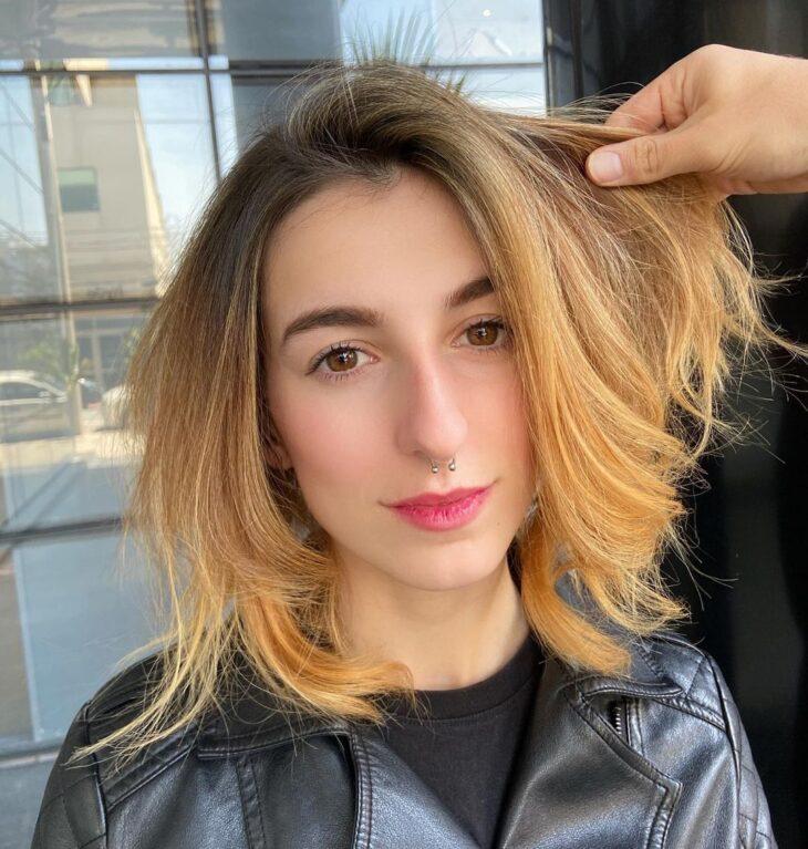 ombré hair loiro 5