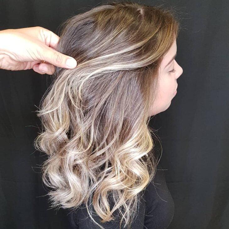 ombré hair loiro 6