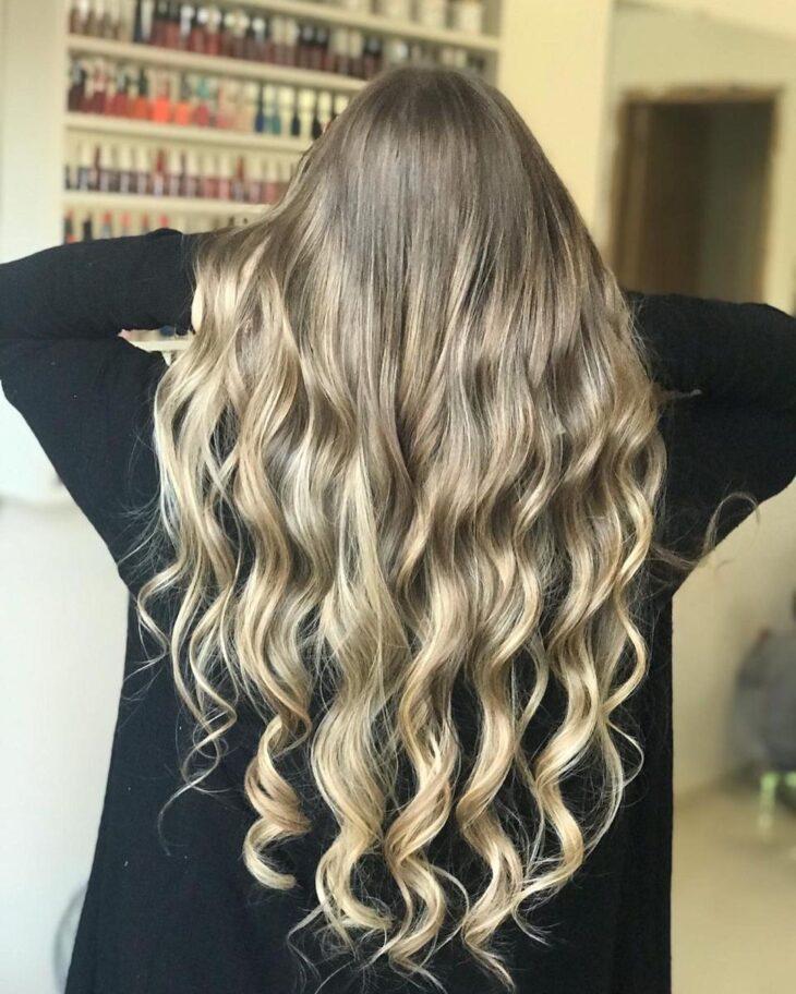ombré hair loiro 7