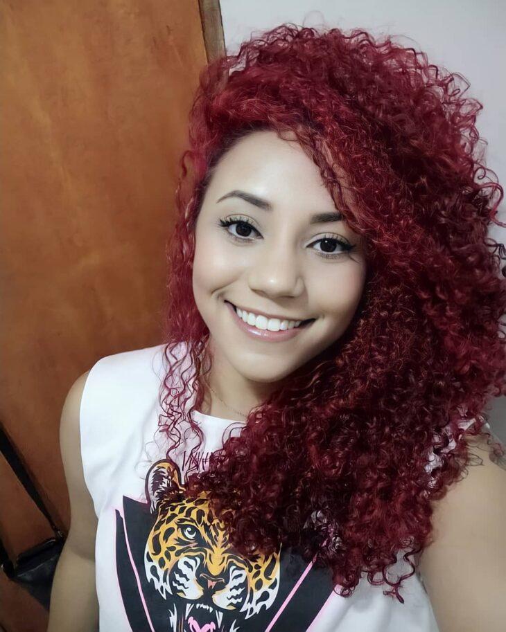 cabelo cacheado vermelho 13