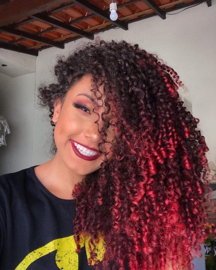 cabelo cacheado vermelho 27