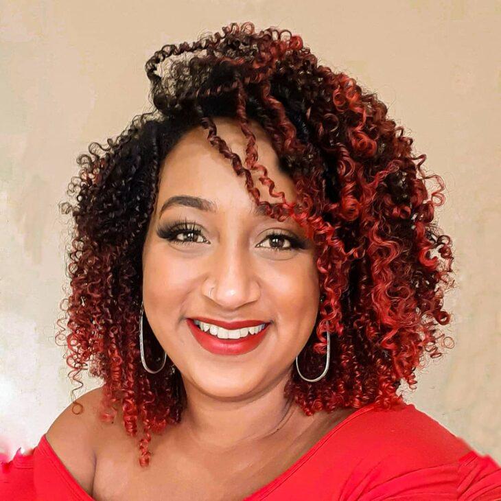 cabelo cacheado vermelho 4