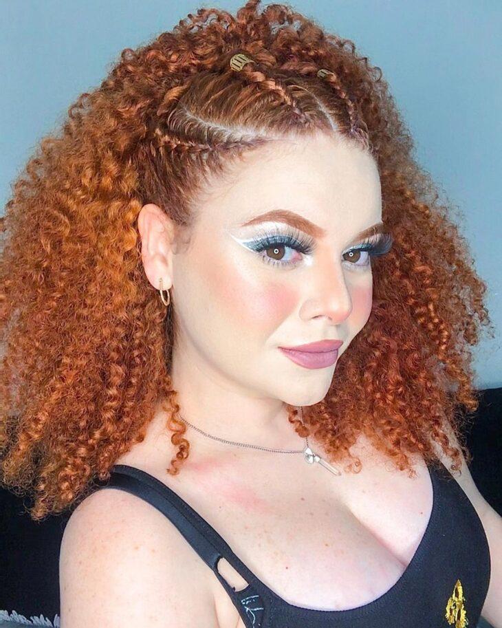 cabelo cacheado ruivo 18