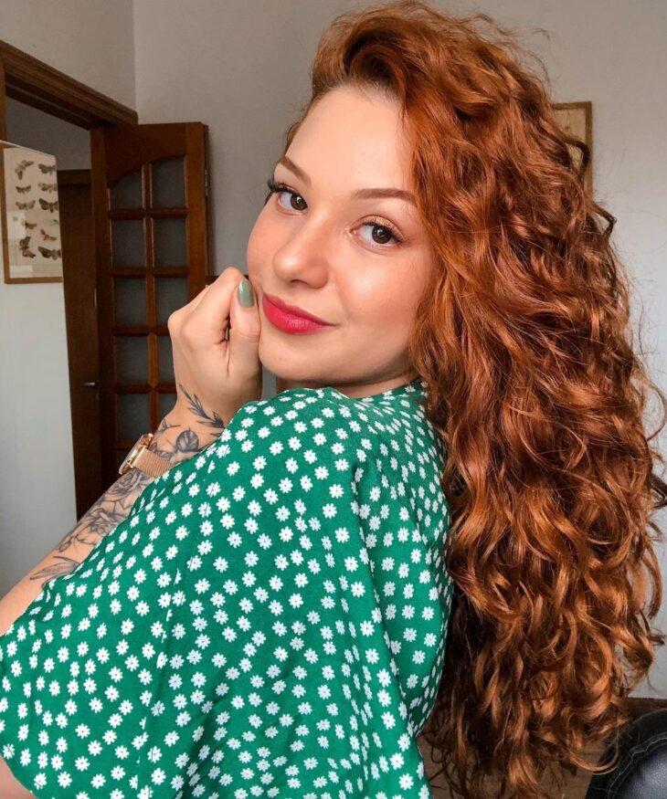 cabelo cacheado ruivo 12