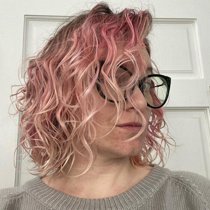 cabelo curto ondulado 15