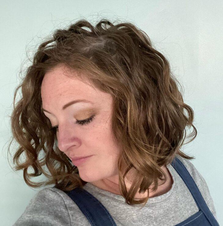 cabelo curto ondulado 32