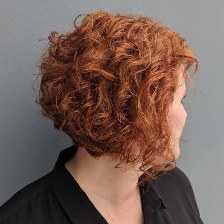 cabelo curto ondulado 39