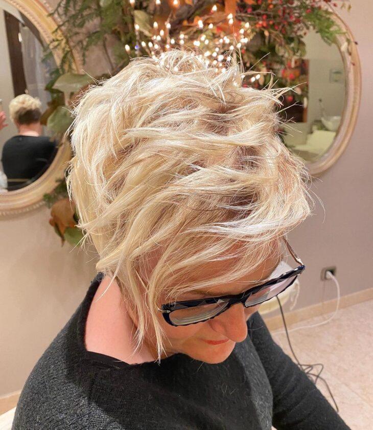 cabelo curto ondulado 10