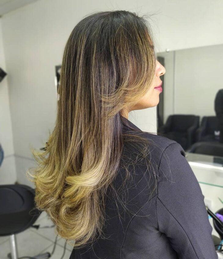 cabelo longo repicado 40