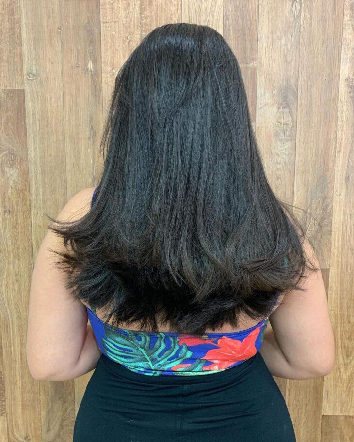 cabelo longo repicado 41