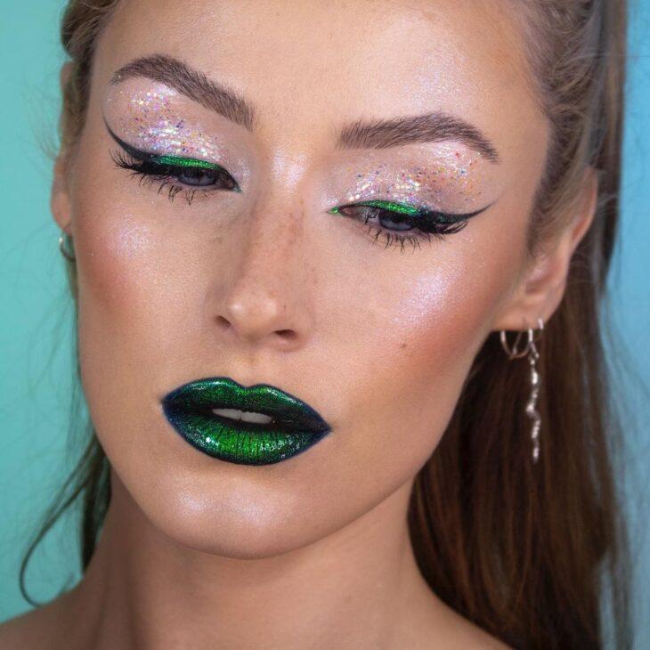 maquiagem verde 16