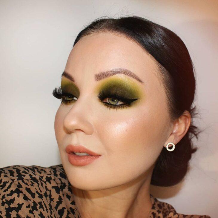 maquiagem verde 4