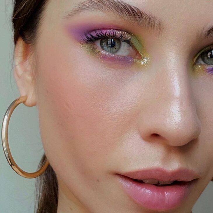 maquiagem verde 15