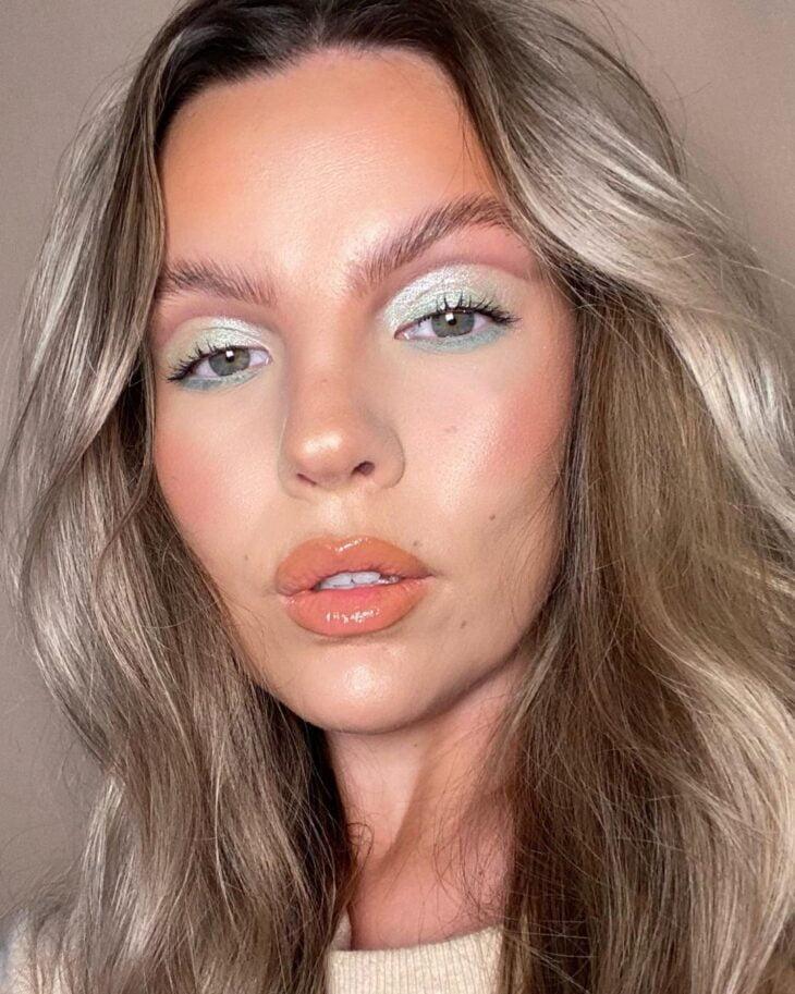 maquiagem verde 9