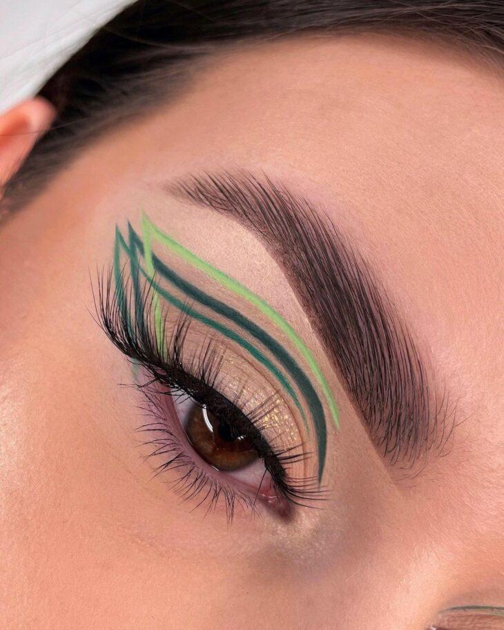 maquiagem verde 26