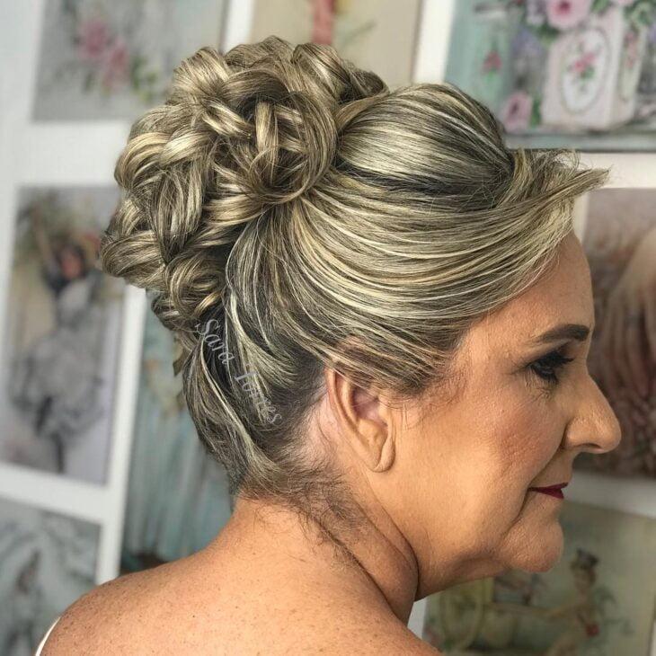 penteados para mãe da noiva 4