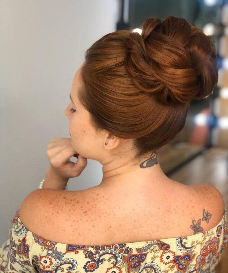 penteados para mãe da noiva 17