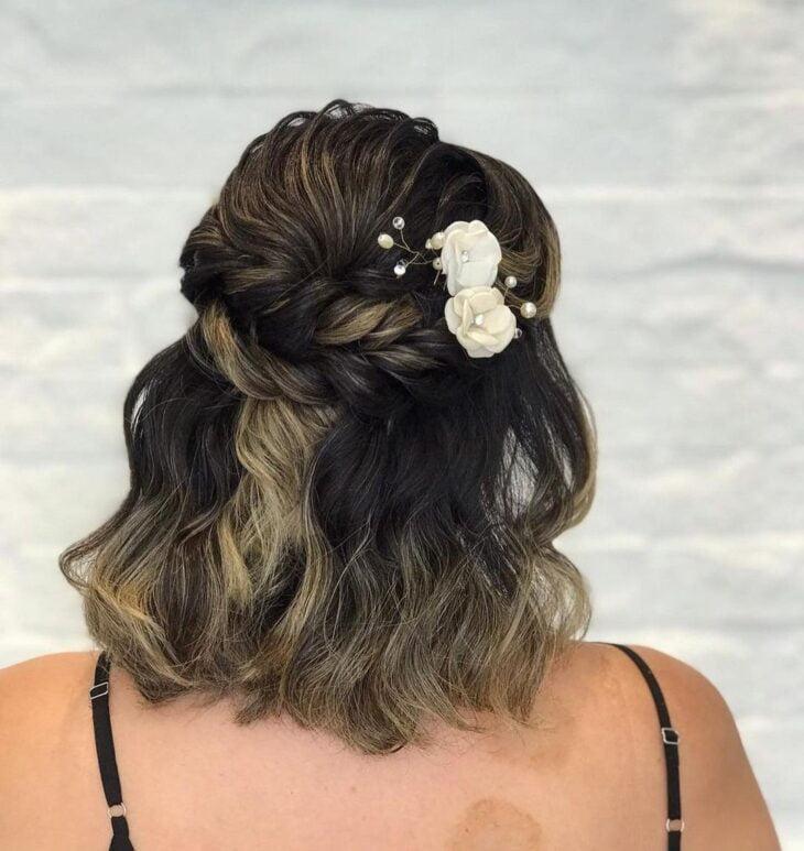 penteados para mãe da noiva 18