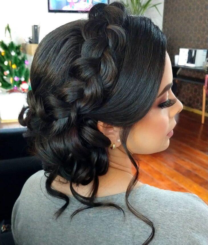penteados para mãe da noiva 23
