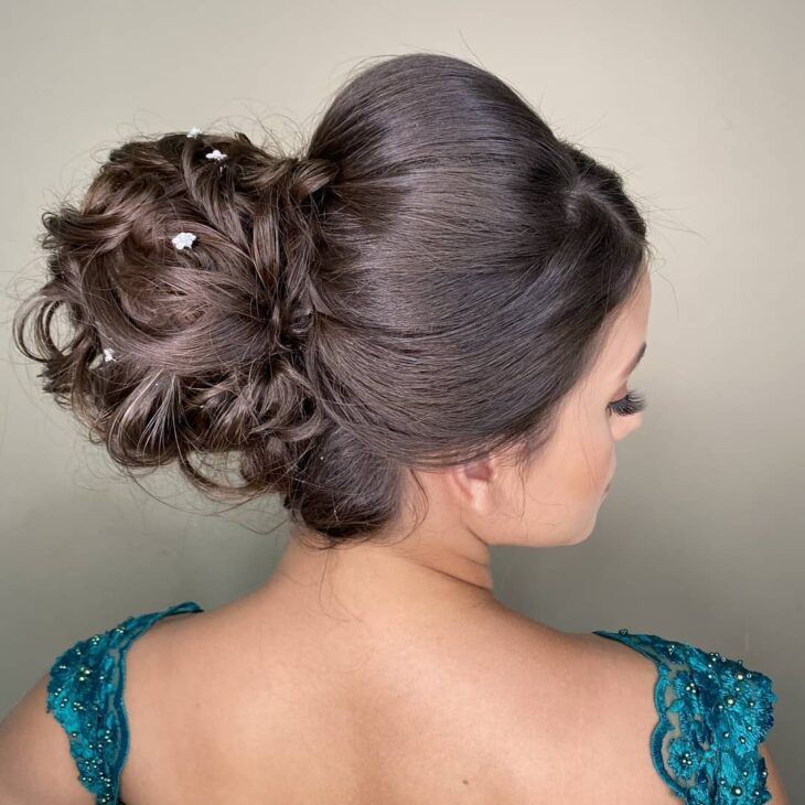 penteados para mãe da noiva 24