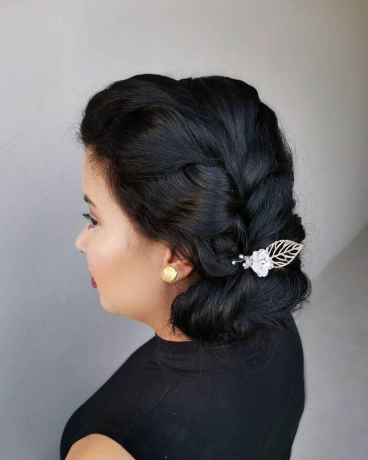 penteados para mãe da noiva 28
