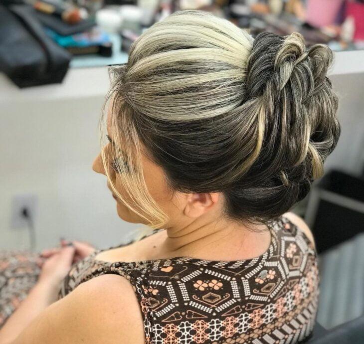 penteados para mãe da noiva 6