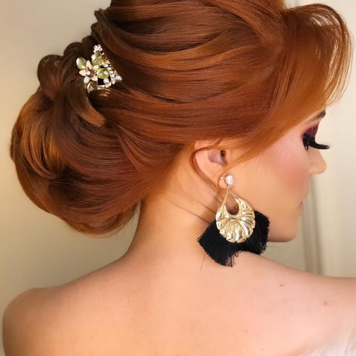 penteados para mãe da noiva 35