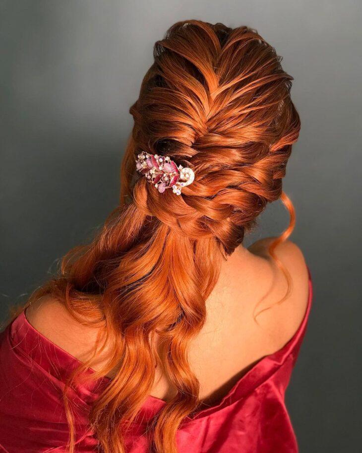 penteados para mãe da noiva 38