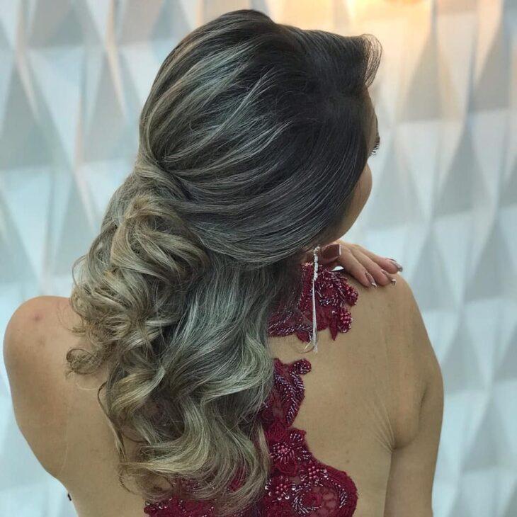 penteados para mãe da noiva 40