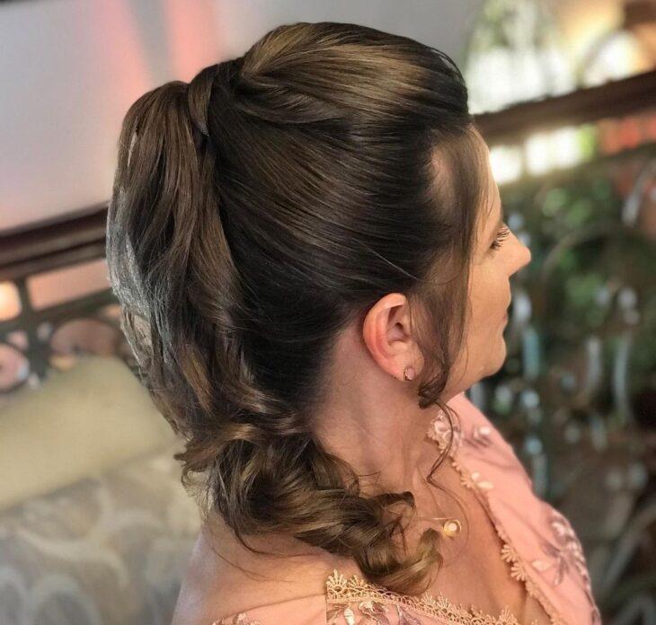 penteados para mãe da noiva 7