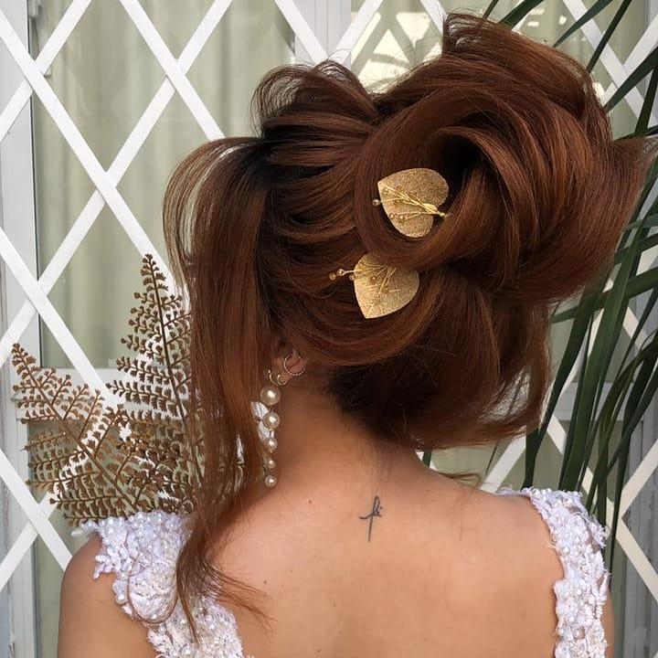 penteados para mãe da noiva 9