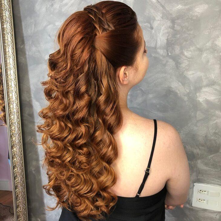 penteados para mãe da noiva 10