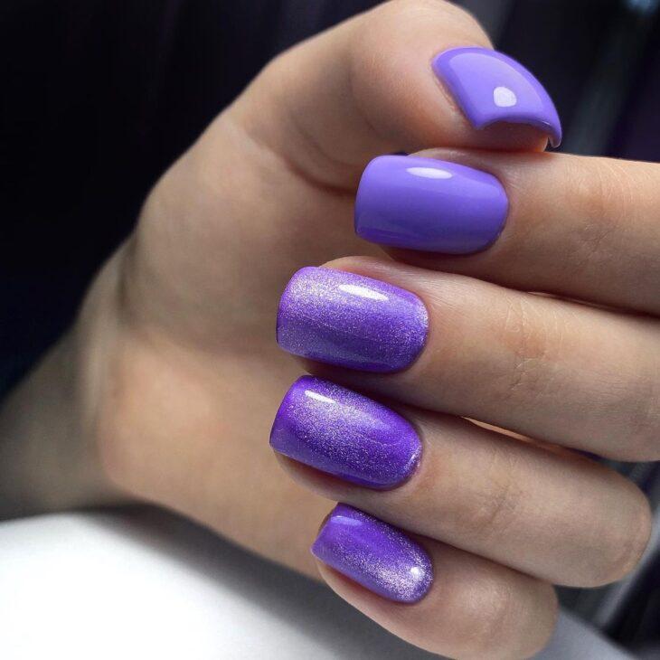 40 fotos + tutoriais de unhas coloridas para inovar na nail art - 6