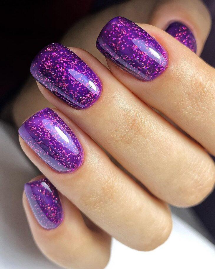 40 fotos + tutoriais de unhas coloridas para inovar na nail art - 7