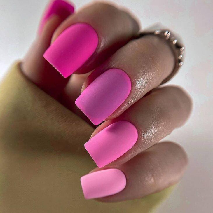 40 fotos + tutoriais de unhas coloridas para inovar na nail art - 4