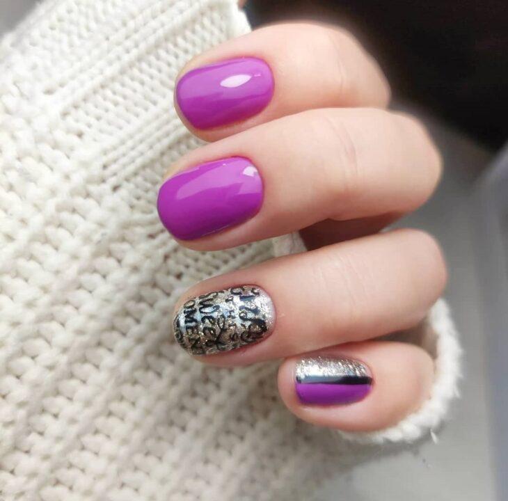 40 fotos + tutoriais de unhas coloridas para inovar na nail art - 12
