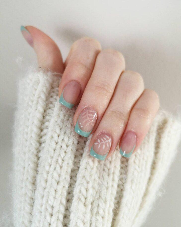 40 fotos + tutoriais de unhas coloridas para inovar na nail art - 33