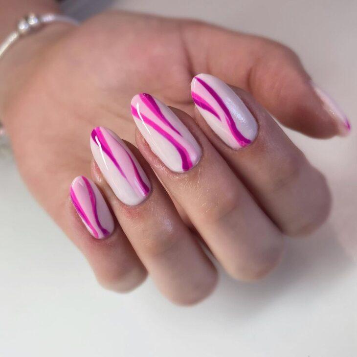 40 fotos + tutoriais de unhas coloridas para inovar na nail art - 36