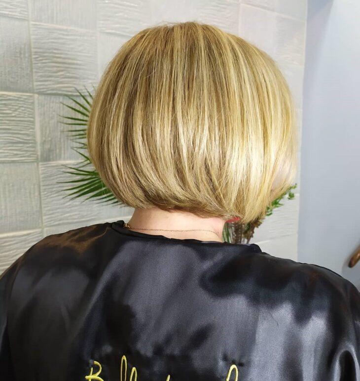 cabelo curto loiro 57